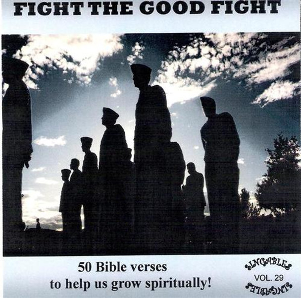 Fight The Good Fight CD by Heartsong Singables