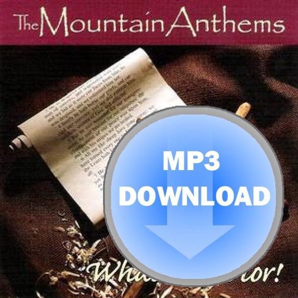 What a Savior Album - Download MP3