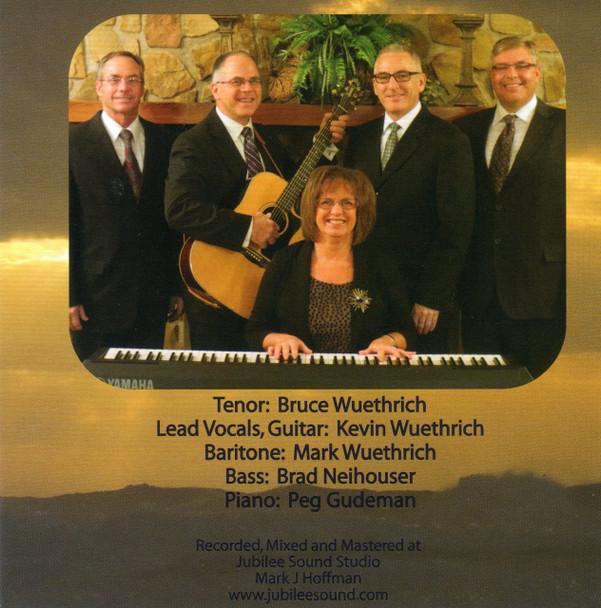 Our God Is Alive CD by Heritage Gospel Quartet