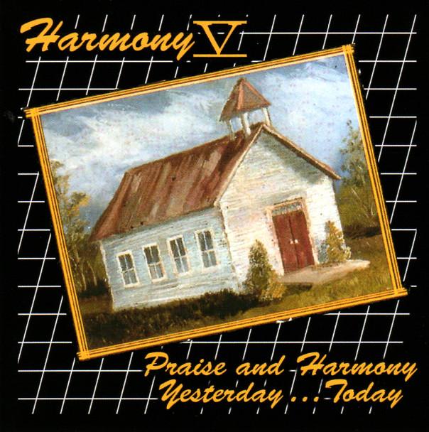 Praise And Harmony CD by Harmony 5