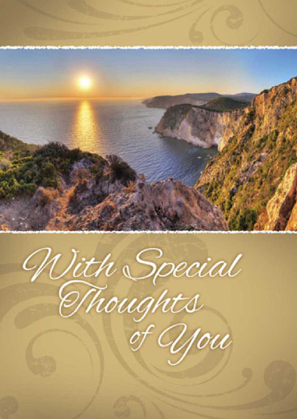 KJV Boxed Cards - Thinking Of You, Across The Miles