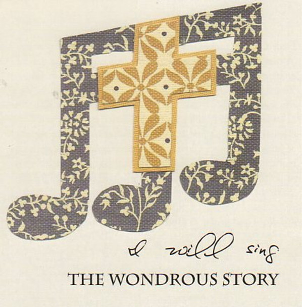 I Will Sing the Wondrous Story CD by Zehr Family