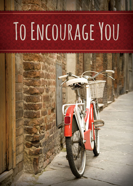 KJV Boxed Cards - Encouragement, Joy Ride