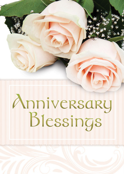 KJV Boxed Cards - Anniversary Blessings