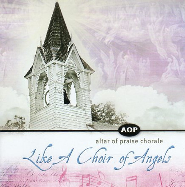 Like A Choir of Angels CD by Altar of Praise Chorale