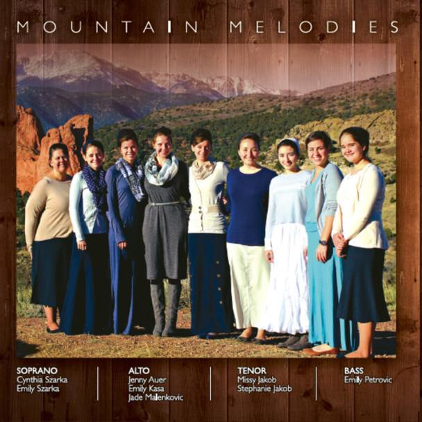 God's Patient Grace CD by Mountain Melodies