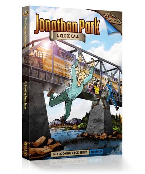 Jonathan Park Series 2 - No Looking Back #2: A Close Call - Audio Drama CD