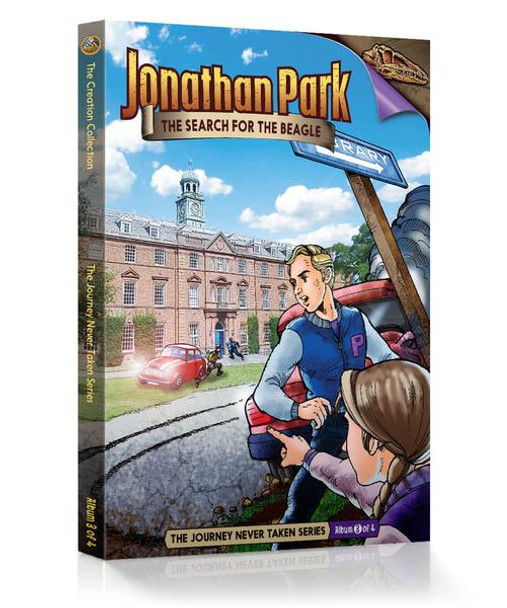 Jonathan Park Series 6 - The Journey Never Taken #3: The Search for the Beagle - Audio Drama CD