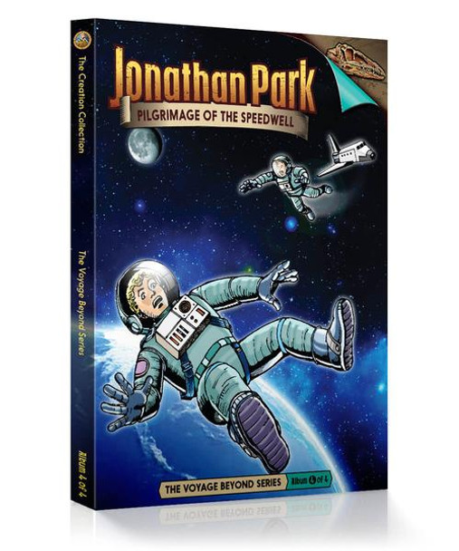 Jonathan Park Series 7 - The Voyage Beyond #4: Pilgrimage of the Speedwell - Audio Drama CD