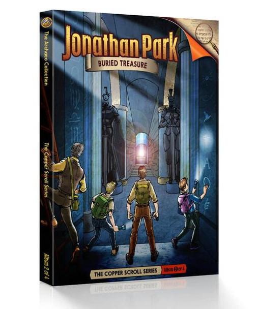 Jonathan Park Series 8 - The Copper Scroll #2: Buried Treasure - Audio Drama CD