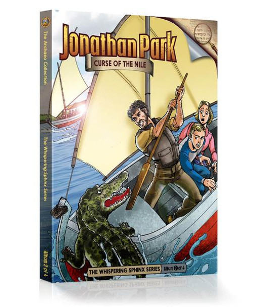Jonathan Park Series 9 - The Whispering Sphinx #2: Curse of the Nile - Audio Drama CD
