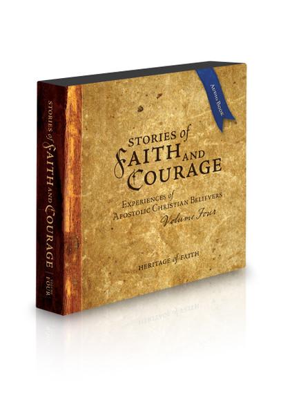 Stories of Faith & Courage Vol 4 - Audio CD Set