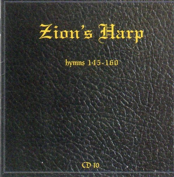 Zion's Harp CD 10 by Apostolic Christian Singers