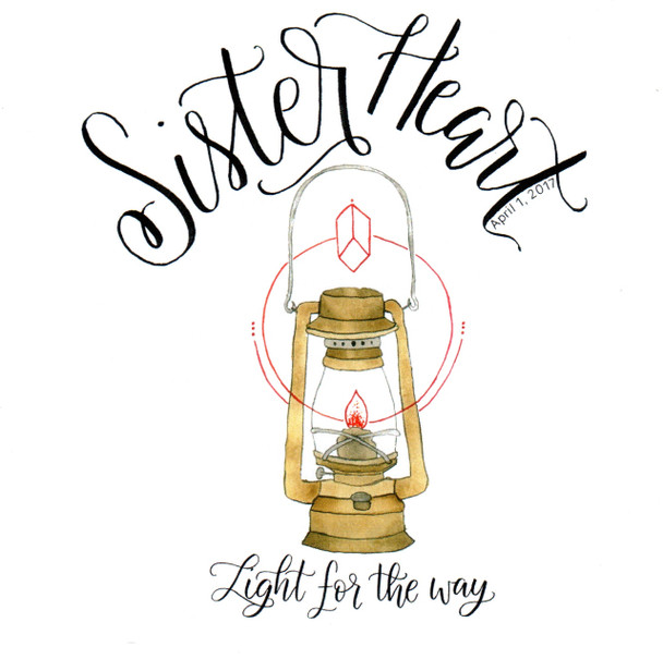 Light For The Way CD by Sister Heart