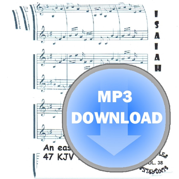 Isaiah Songs MP3 (Download MP3) - KJV Bible Verse Scripture by Heartsong  Singables