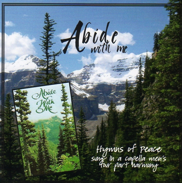 Abide With Me CD by Apostolic Christian Men's Sing