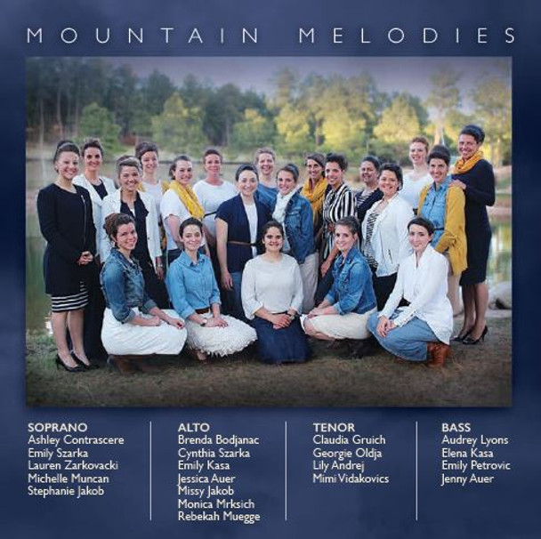 A Storm Now And Then CD by Mountain Melodies
