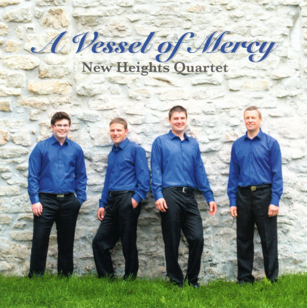 A Vessel Of Mercy CD by New Heights Quartet