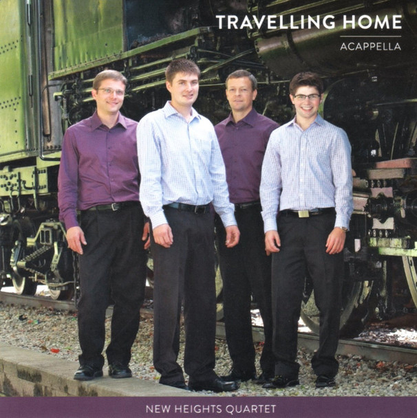 Travelling Home CD by New Heights Quartet