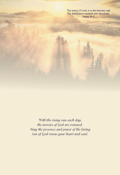 KJV Boxed Cards - Sympathy, God's Light by Heartwarming Thoughts