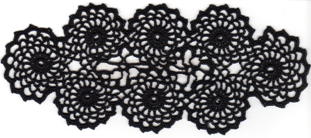 Small Lace Head Covering