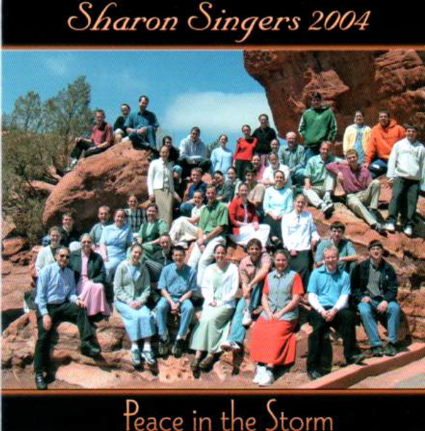 Peace In The Storm CD by Sharon Singers