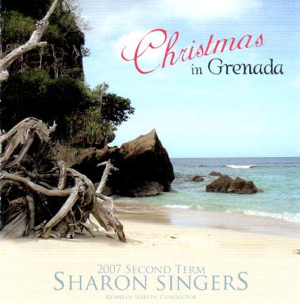 Christmas In Grenada CD by Sharon Singers