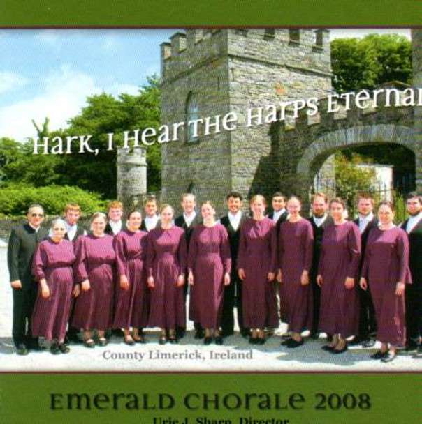 Hark, I Hear The Harps Eternal CD by Sharon Singers