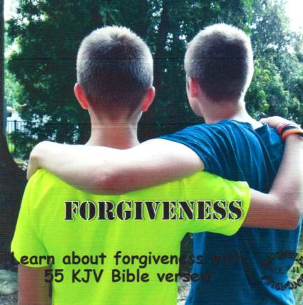 Forgiveness CD by Heartsong Singables