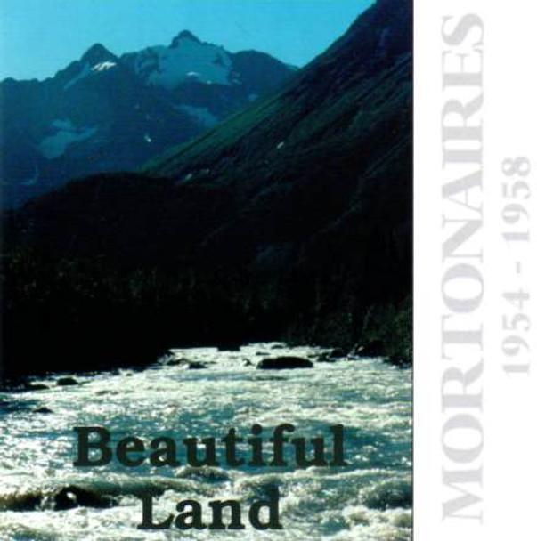 Beautiful Land CD by Mortonaires