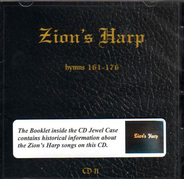 Zion's Harp CD 11 by Apostolic Christian Singers