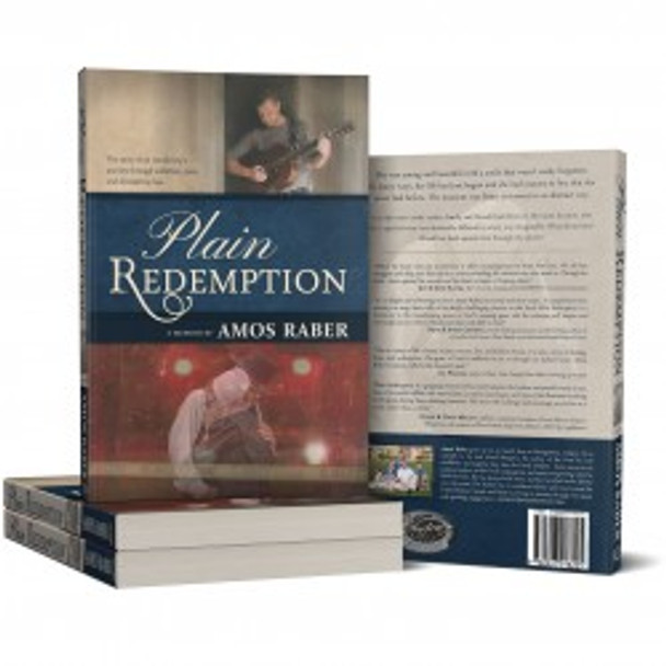 Plain Redemption - Book by Amos Raber