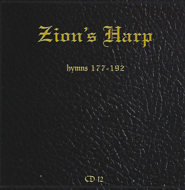 Zion's Harp CD 12 by Apostolic Christian Singers