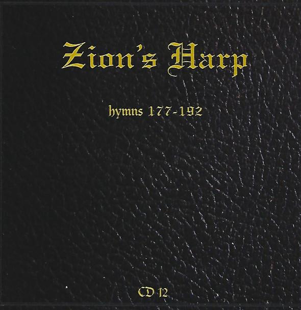 Zion's Harp CD 12 by Apostolic Christian Singers