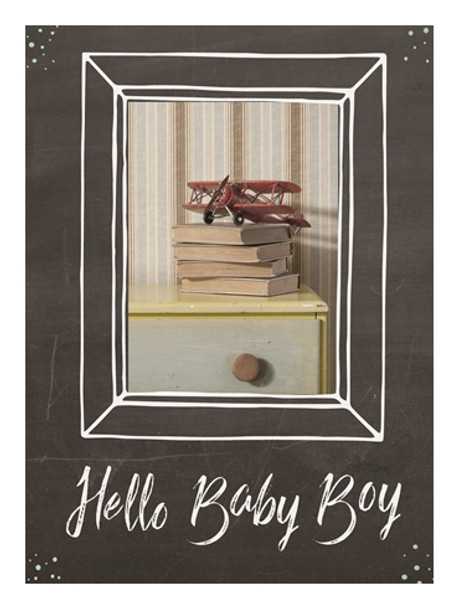 KJV Boxed Cards - Baby, Blessed Baby (New) by Heartwarming Thoughts