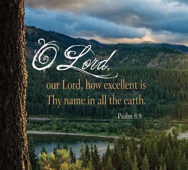 Thy Name - Wall Plaque by Heartwood Hollow