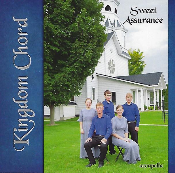 Sweet Assurance CD By Kingdom Chord