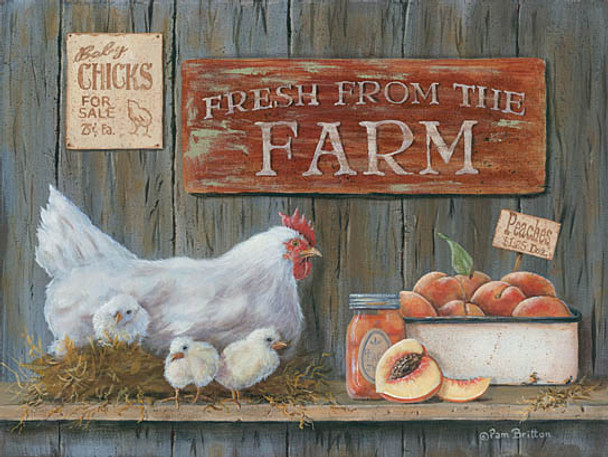 Fresh from the Farm - Wall Plaque by Heartwood Hollow