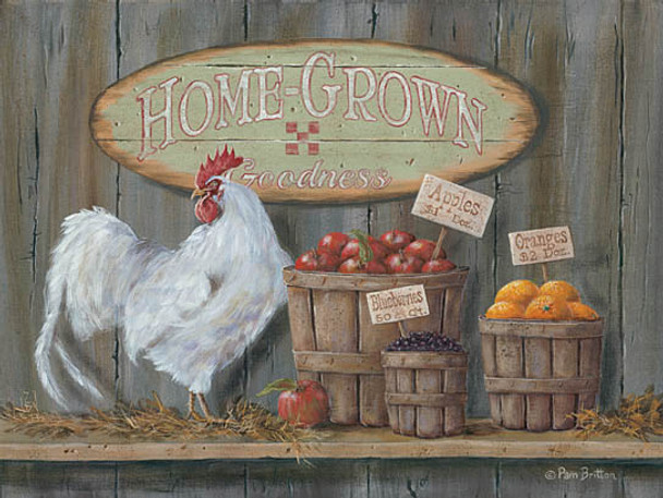 Homegrown Goodness - Wall Plaque by Heartwood Hollow