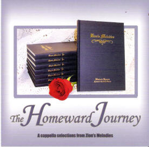 The Homeward Journey CD by Apostolic Christian Group
