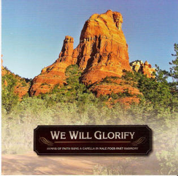 We Will Glorify CD by Apostolic Christian Men's Sing