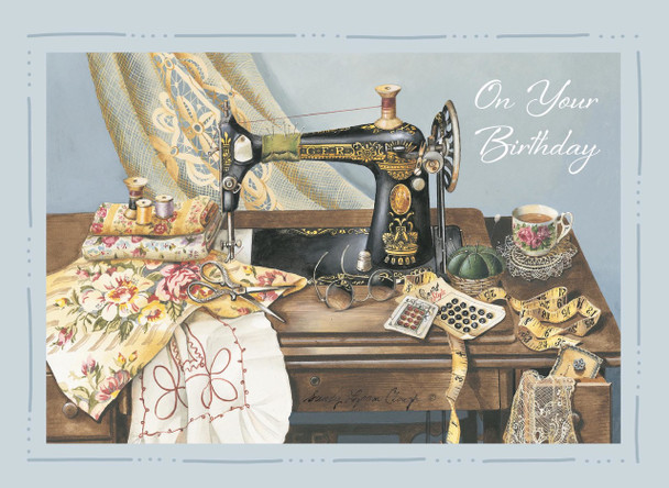 KJV Boxed Cards - Birthday, Quilts by Heartwarming Thought