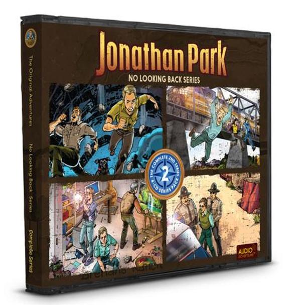 Jonathan Park Series 2 Set - Audio Drama CDs