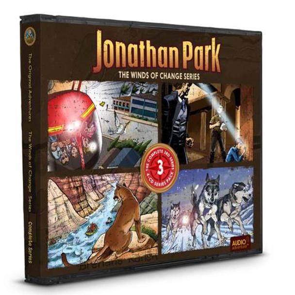 Jonathan Park Series 3 Set - Audio Drama CDs