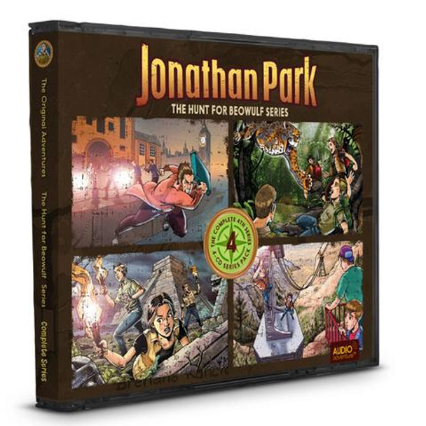 Jonathan Park Series 4 Set - Audio Drama CDs
