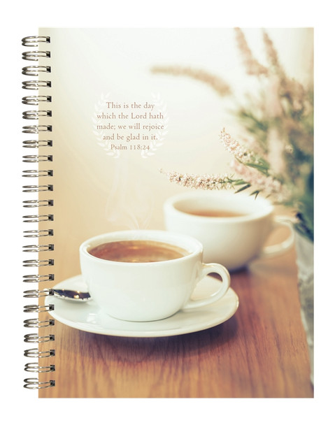 Morning Tea Set - Journal, Stationery, & Magnetic List by Heartwarming Thoughts