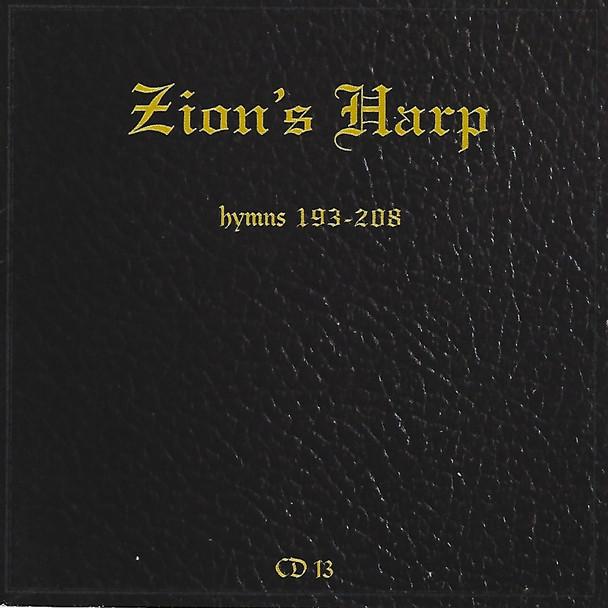Zion's Harp CD 13 by Apostolic Christian Singers