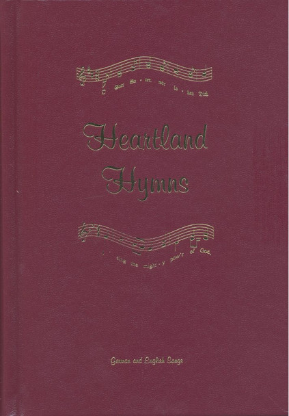 Heartland Hymns (Slightly Imperfect) Songbook by Mrs. Melvin Lapp