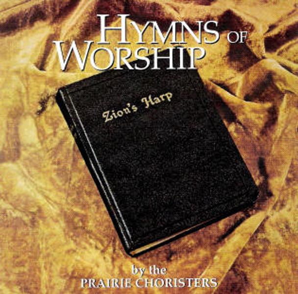 Hymns of Worship CD/MP3 by Prairie Choristers