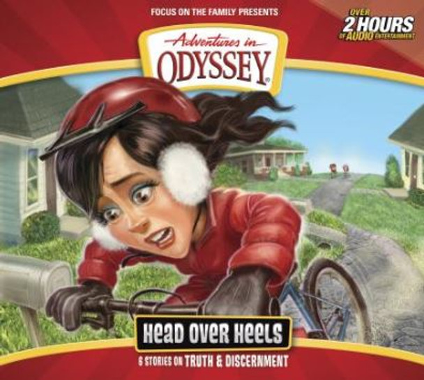 Head Over Heels - #60 CD Set by Adventures in Odyssey